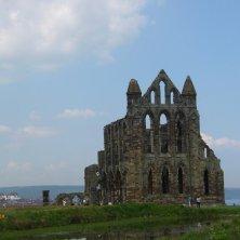 quello che resta dell'abbazia
