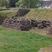 resti di mura romane