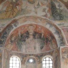affreschi chiesa San Pietro