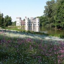 al giardino botanico Meise