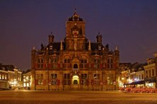 Townhall_by_night