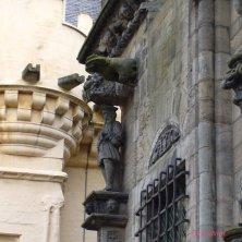 al castello di Stirling