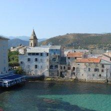 borgo visto dalla Cittadella