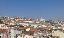 Barrio e chiesa do Carmo dall'alto