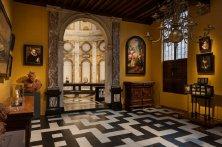 RUBENS' RETURN - Rubenshuis_Jacopo Tintoretto, Angelo che predica Santa Caterina d'Alessandria del suo martirio © foto Ans Brys