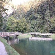 accesso al Ponte Romano