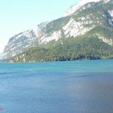 lago e montagna