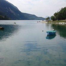 panorama del lago