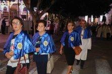 un momento di una processione