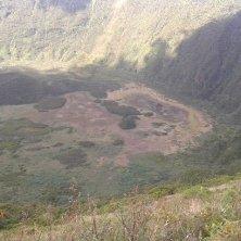 caldera del vulcano