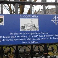 cartello San Colomba