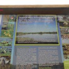 cartello del parco
