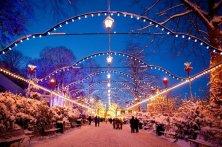 illuminazione Natale