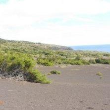 sabbia vulcanica