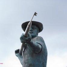 statua del baleniere