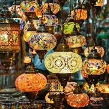 Heritage and crafts - Antique items in Muttrah Souq, Muttrah, Muscat, Oman
