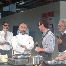 chef italiani con Pierre Gagnaire