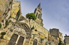 chiesa monolitica esterrno