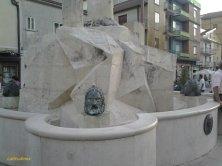 fontana a San Giovanni Rotondo