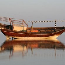 imbarcazione tipica Dhow