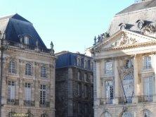 palazzi della place de la Bourse