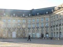 palazzo della Borsa a Bordeaux