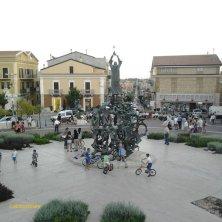 piazza a San Giovanni Rotondo