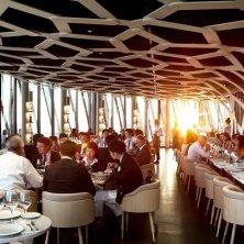 ristorante alla Cité du vin