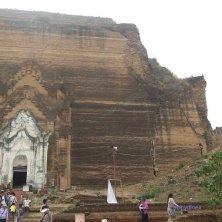 tempio incompiuto Mingun