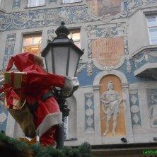 Babbo Natale a Monaco