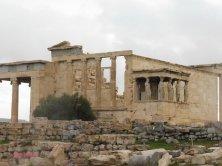 Eretteo sull'Acropoli