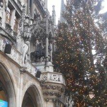 Monaco albero Natale