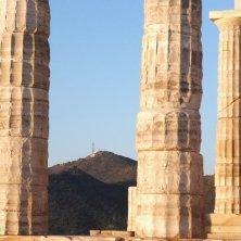 al tempio di Poseidone