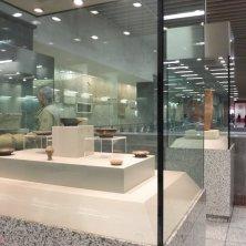 museo sotto la metro