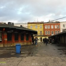 piazza del mercatino delle pulci