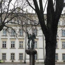 piazza del quartiere Kazimerz