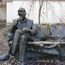 statua dedicata a Karski