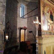 abbazia interno