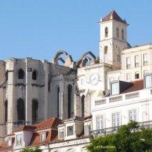 chiesa vista dal Rossio