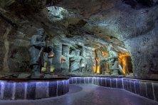 dentro la miniera
