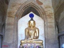 Buddha al tempio
