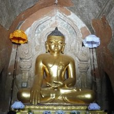 Buddha ombrellini