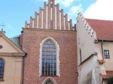 chiesa San Francesco Cracovia