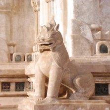 leone di guardia