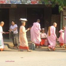 monache al mercato
