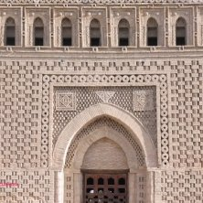 esterno mausoleo