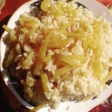 plov, riso tradizionale