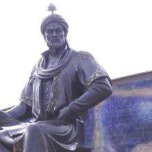statua Ulugh Beg