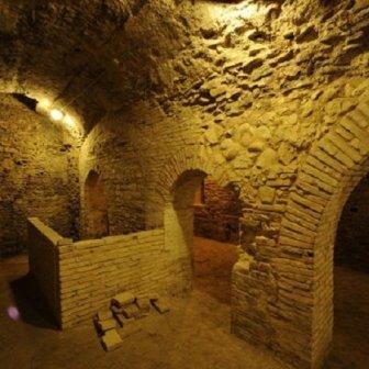 FANO Area archeologica di sant'Agostino