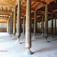 moschea con le colonne